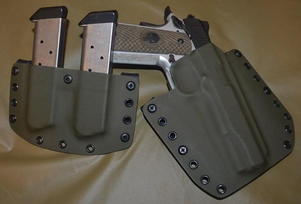The Preclusion - Custom Kydex Handgun Holster